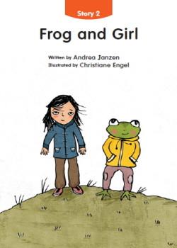 Frog and Girl