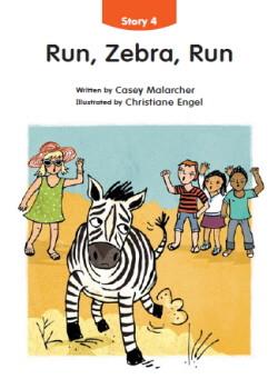 Run, Zebra, Run