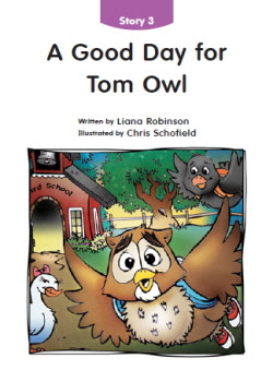 A Good Day for Tom Owl