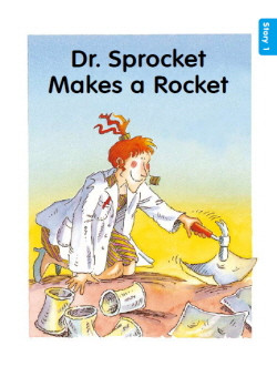 Dr. Sproket Makes a Rocket