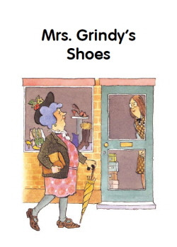 Mrs. Grindy's Shoes